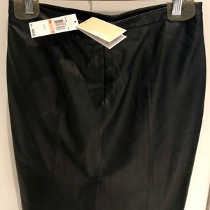 MICHAEL Michael Kors Skirts - Michael Kors NWT Leather skirt